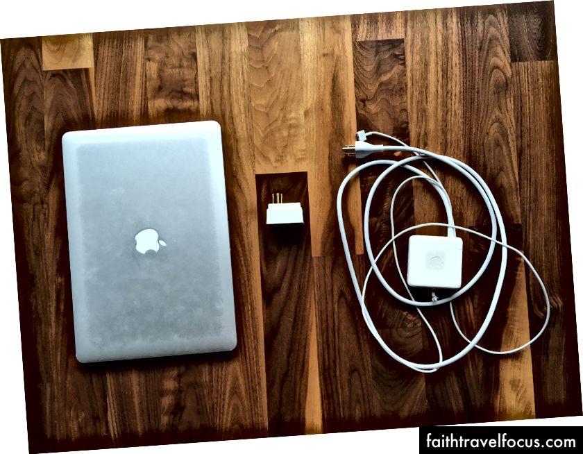 MacBook Pro | Сетевой фильтр