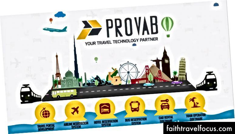 B2B in B2C potovalni portali