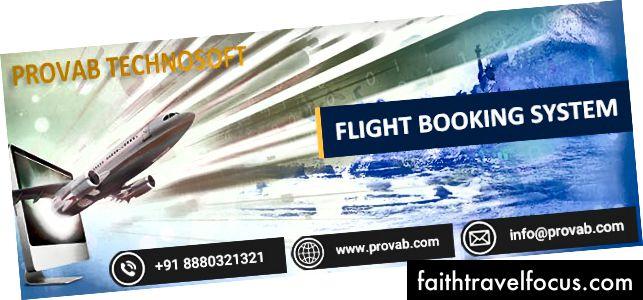Sistem de rezervare a zborurilor