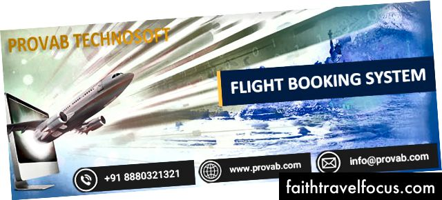 Programska oprema za rezervacijo letov