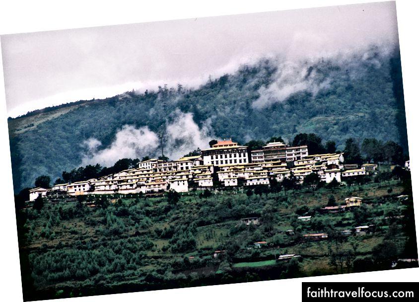Tu viện Tawang