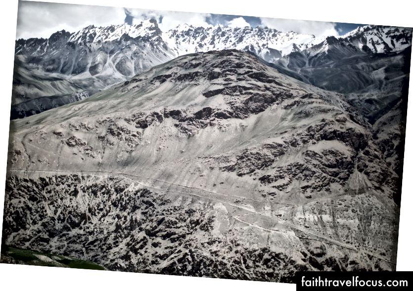 Meja med Afganistanom in Tadžikistanom