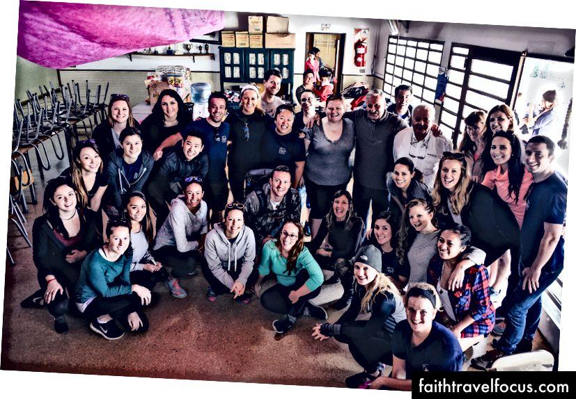Acara Jauh Tahun Jauh Cousteau Positif - Pembaharuan Sekolah di Buenos Aires