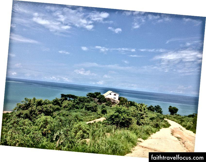 NINAYOs fremtidige kontor? Mbamba Bay, Malawi-sjøen