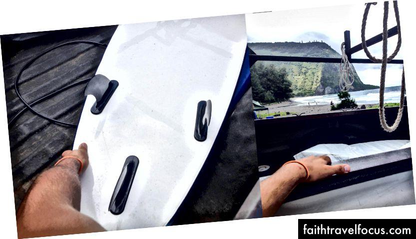 (Waipio Valley - dette er også stedet der jeg sank GoPro-kameraet - R.I.P)