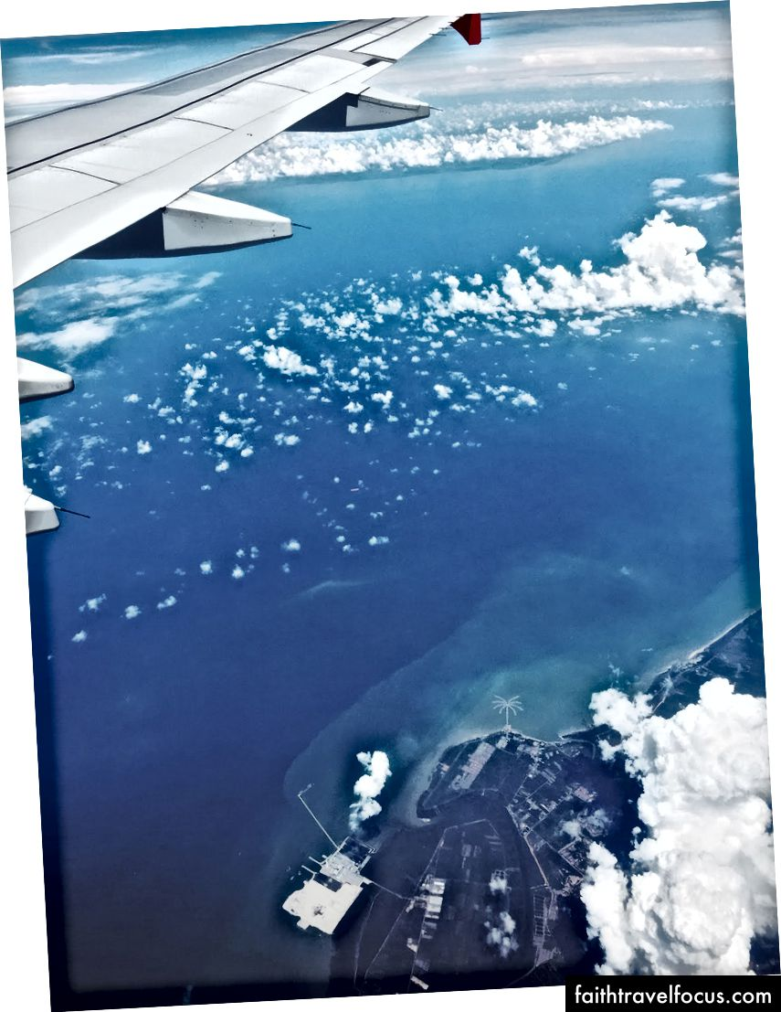 Từ bầu trời; chuyến bay từ Thái Lan đến Singapore - 1 tuần trước