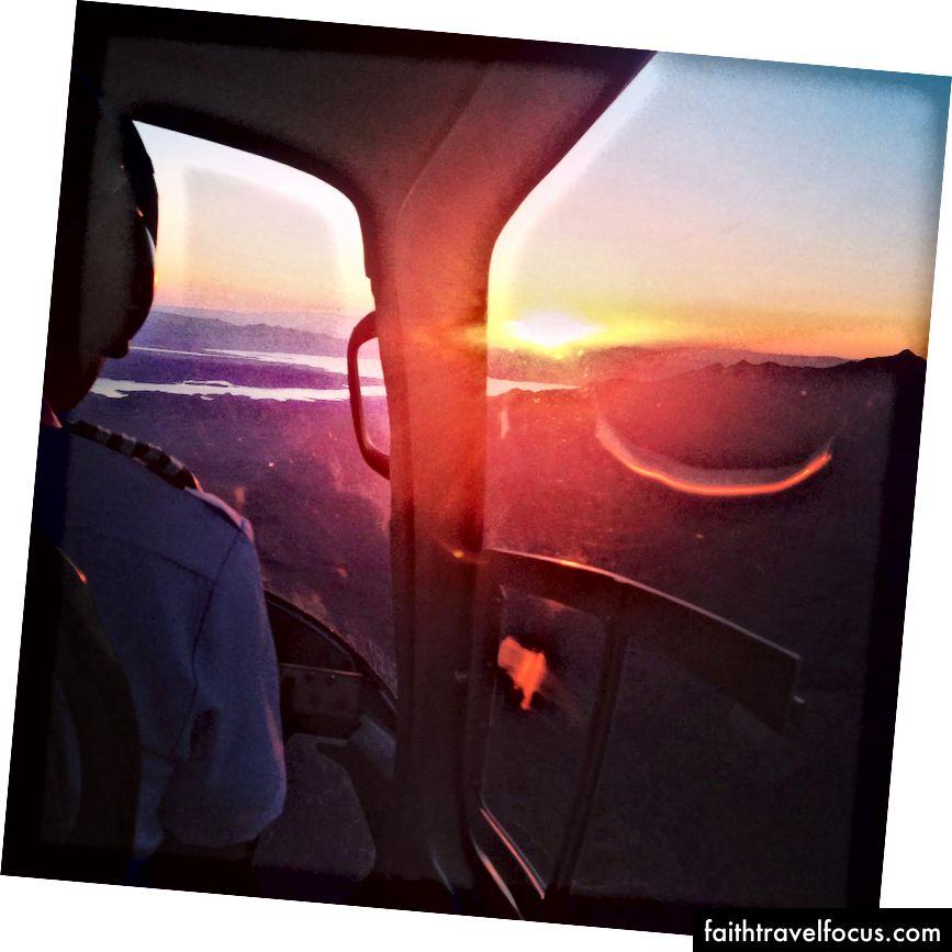 Један од мојих најдражих тренутака: Поглед на Гранд Цанион, Аризона, из хеликоптера - 2014