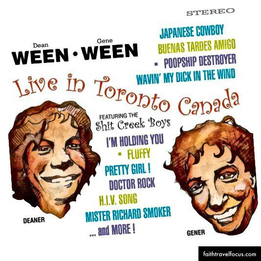 Ween melancarkan acara Toronto sebagai album langsung pada tahun 2001.