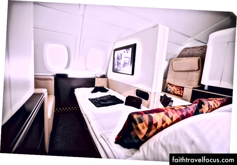 Appartementen transformeren in slaapkamers als u reist met uw wederhelft.