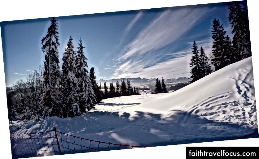 เทือกเขา Zakopane © JRF