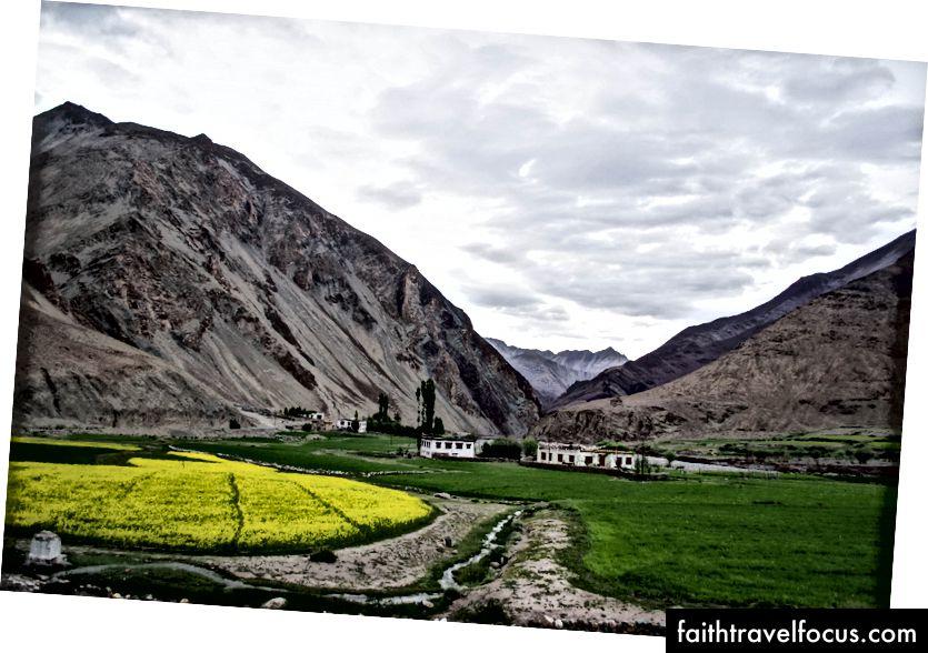 Miru, Ladakh, อินเดีย
