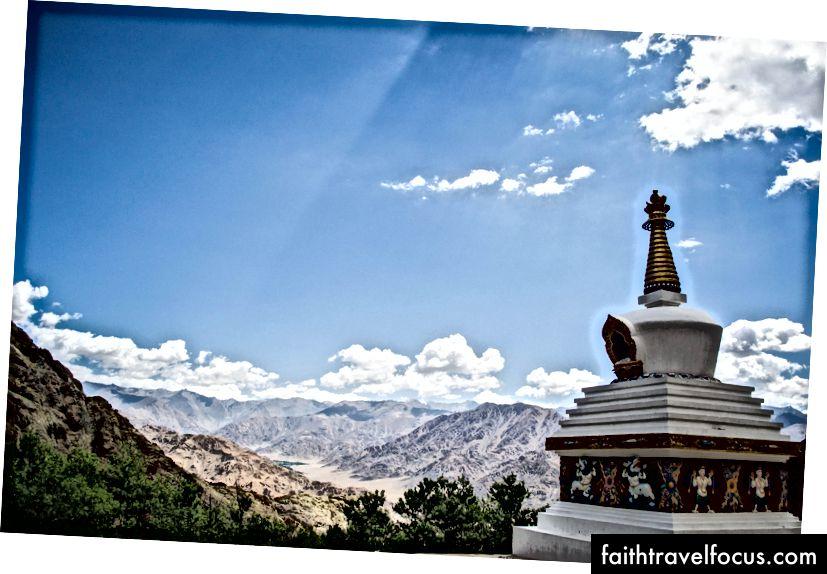อาราม Hemis Ladakh