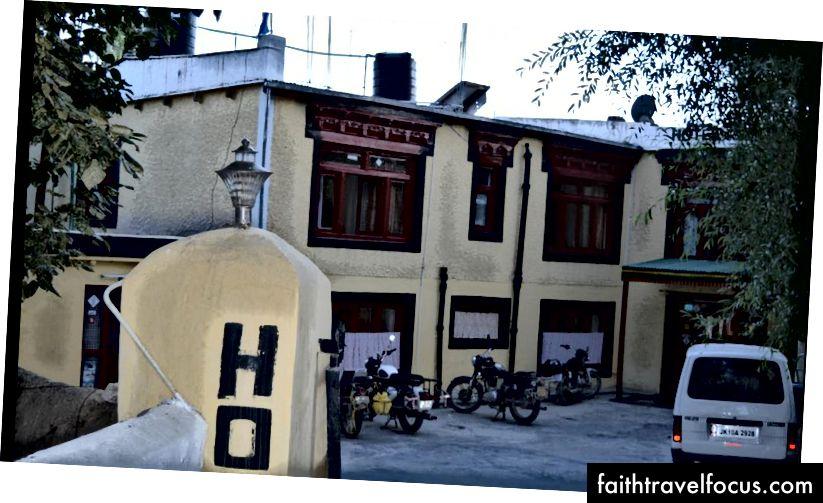 Hotel Rirab | มารยาท: TripAdvisor.com