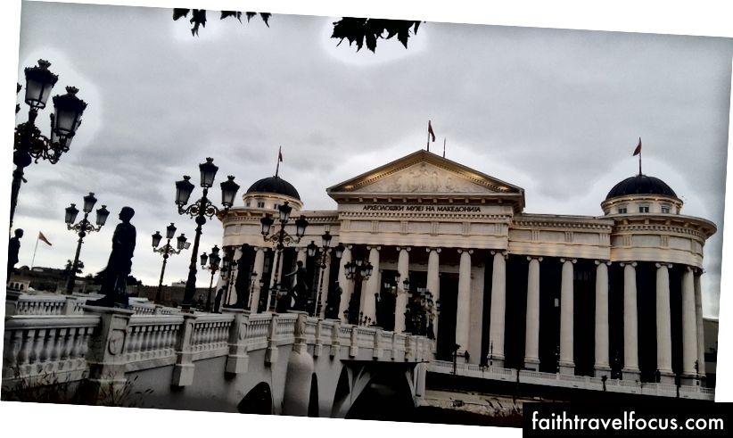 Bảo tàng Khảo cổ Quốc gia Macedonia
