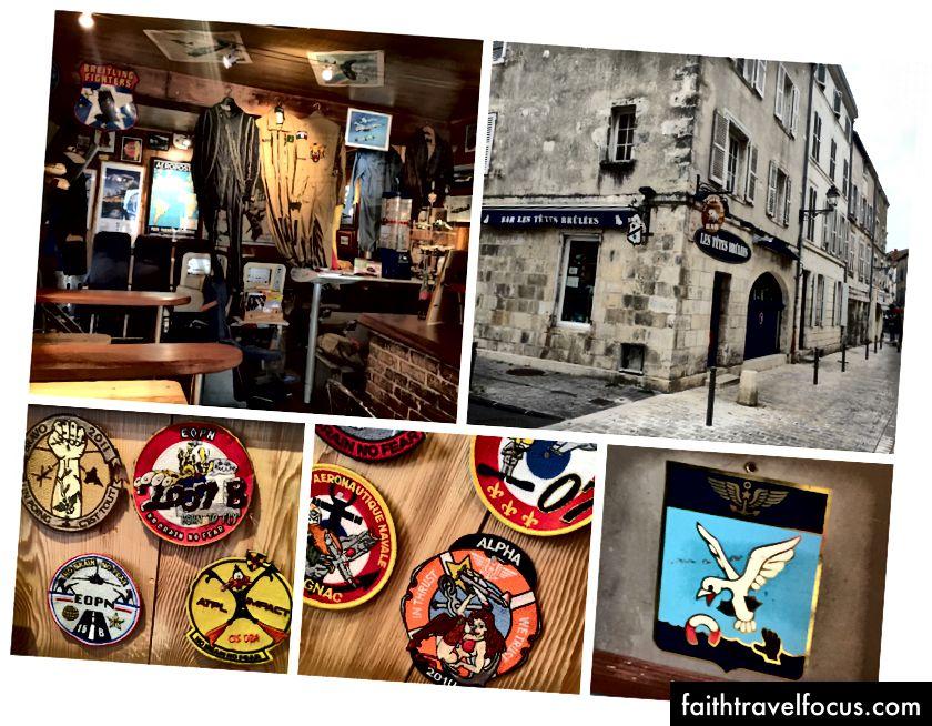 Les Têtes Brulées, La Rochelle, Pháp