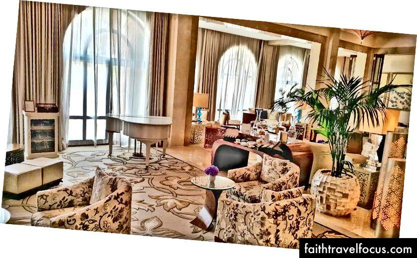 Nội thất khách sạn đơn giản nhưng tinh tế | Ảnh tín dụng: http: // f Familyoffices.today/