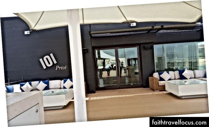 101 phòng ăn và quầy bar | Ảnh tín dụng: Văn phòng gia đình ngày nay