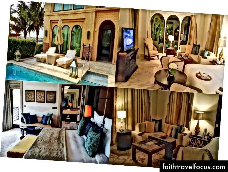Phòng ngủ rộng rãi với nội thất đơn giản nhưng đầy phong cách | Ảnh tín dụng: Mike Hull, VictoriaGlobal.co