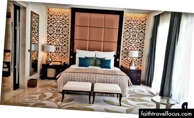 Bộ đồ giường là thần thánh | Ảnh tín dụng: Văn phòng gia đình ngày nay
