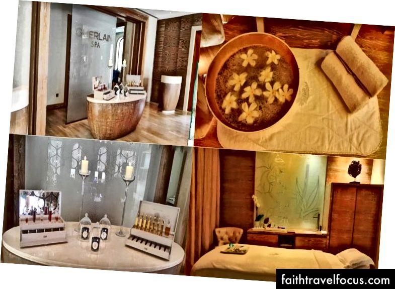 Guerlain spa cung cấp các phương pháp trị liệu chất lượng cao và yên tĩnh mà khách của khách sạn khao khát | Ảnh tín dụng: Văn phòng gia đình ngày nay