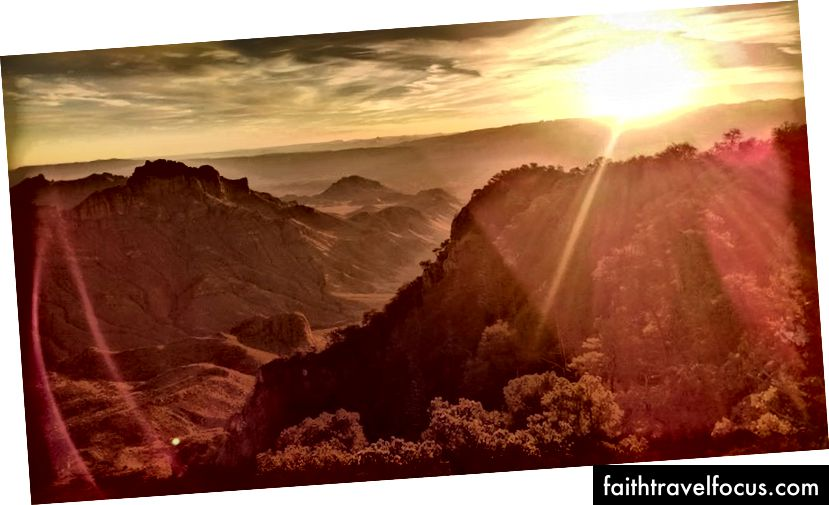 Công viên quốc gia Big Bend, hình ảnh lịch sự của Sam McFadden.