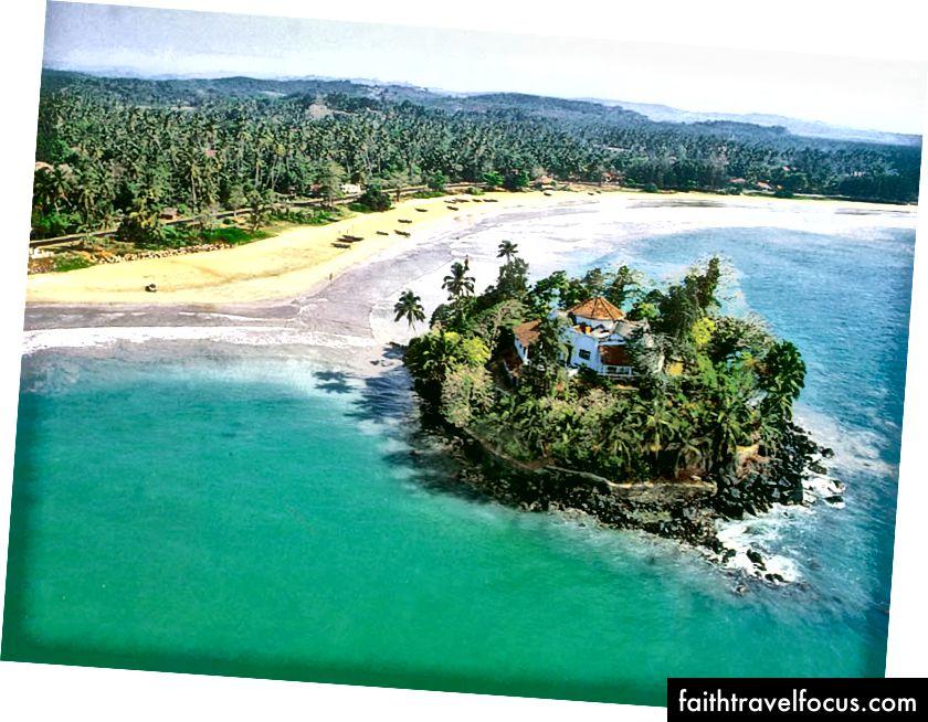 Đảo Taprobane, Sri Lanka