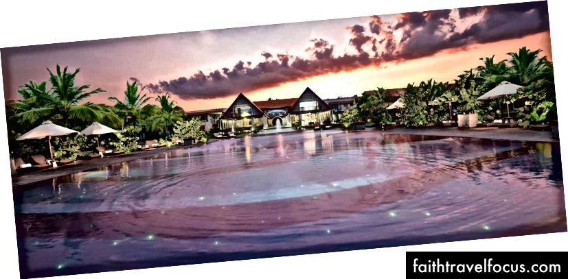 Khu nghỉ dưỡng vịnh Uga, Sri Lanka