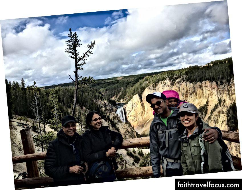 Durante la nostra escursione nel Canyon