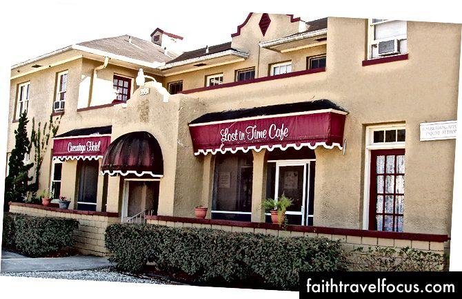 Khách sạn Cassadaga - như ngày nay