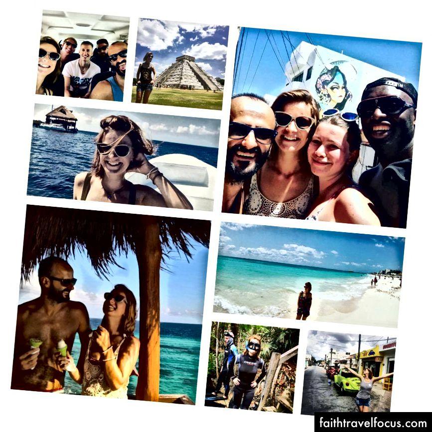 Top 9 của Playa del Carmen, Mexico