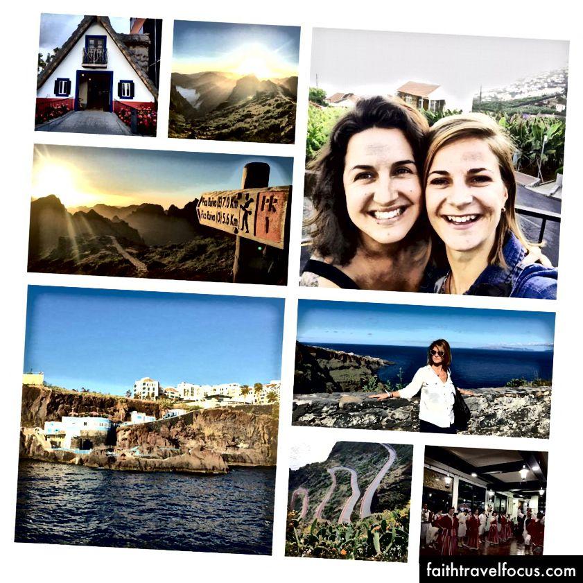 Top 9 của đảo Madeira.