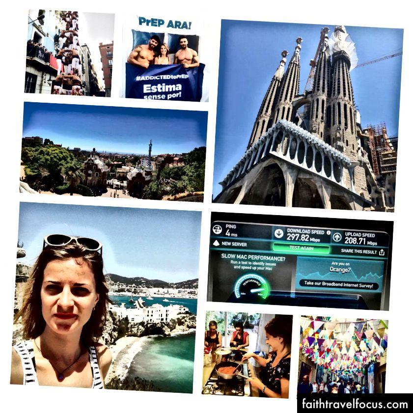 Top 9 của Barcelona và điên nhanh internet :)
