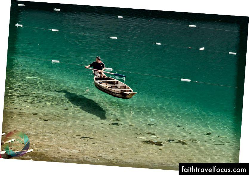 Hồ Dawki, Meghalaya