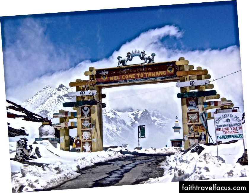 Tu viện lớn nhất Ấn Độ - Tawang, Arunachal Pradesh