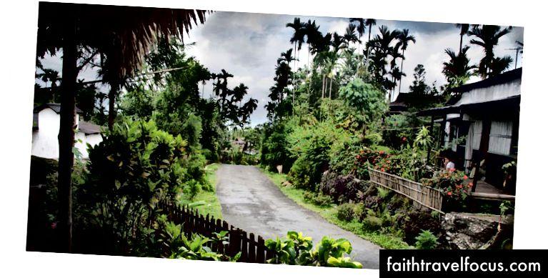 Ngôi làng sạch nhất thế giới - Mawlynnong, Meghalaya