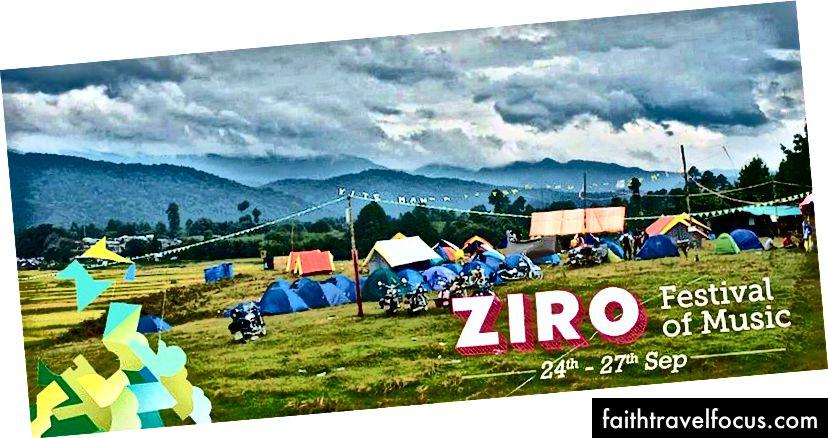 Liên hoan âm nhạc Ziro, Arunachal Pradesh