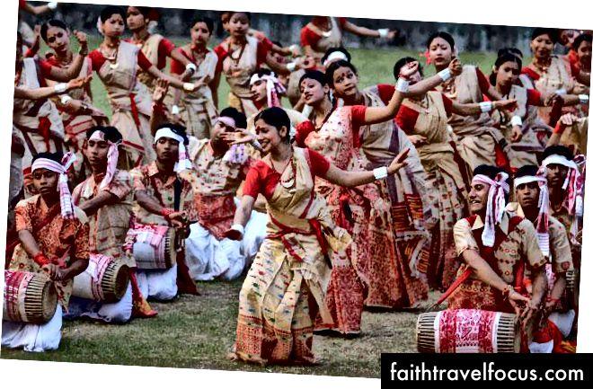 Lễ hội Bihu, Assam