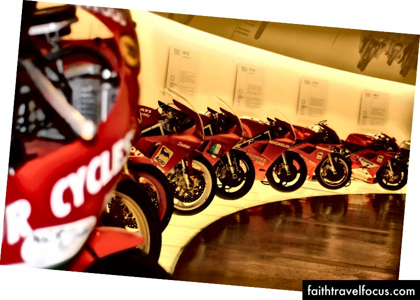 Lịch sử của Ducati superike. Ảnh: Zaron Burnett III