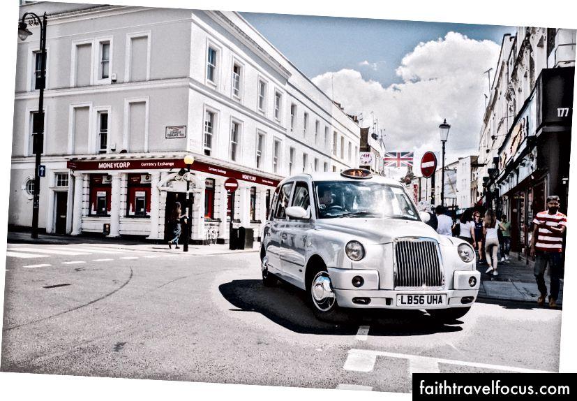 Luân Đôn, 2017. Tác giả Josh S. Rose