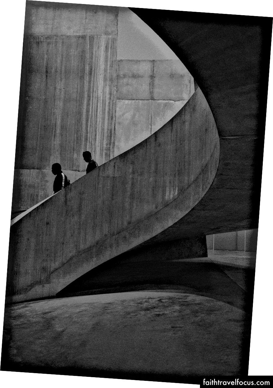 Bảo tàng Tate, London. 2017. Tác giả Josh S. Rose.