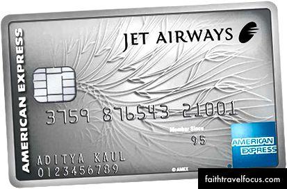 Citi Premier Miles có thể được đổi cho tất cả các hãng hàng không hoạt động từ Ấn Độ. JT Amex là một trong những sản phẩm tốt nhất cho Jet Airways.
