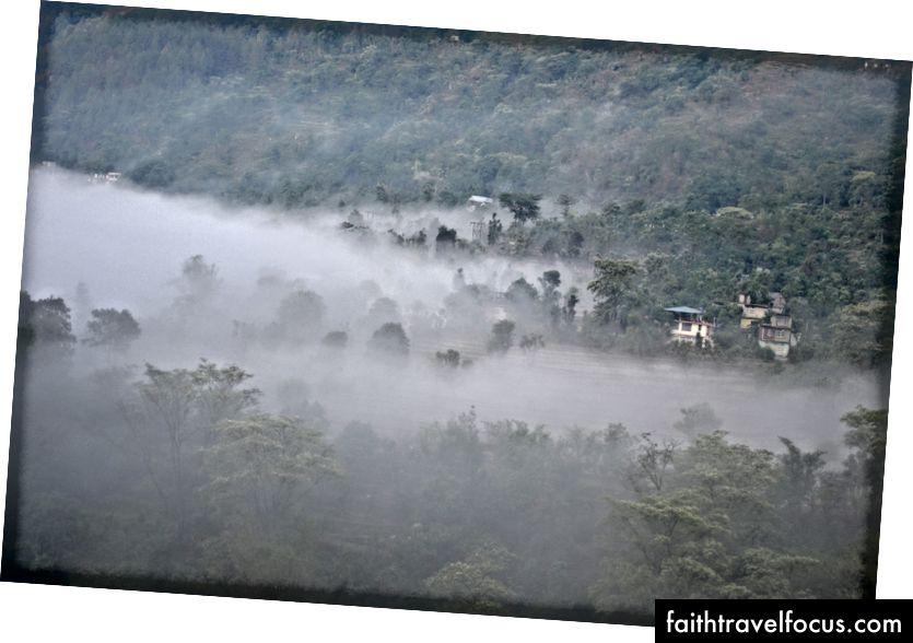 Mây sông Mandi