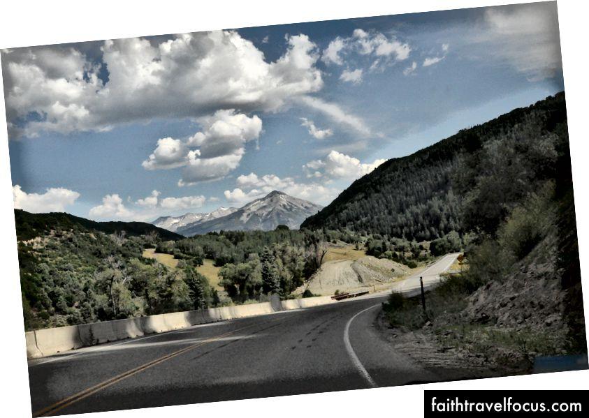 Nam trên quốc lộ 133