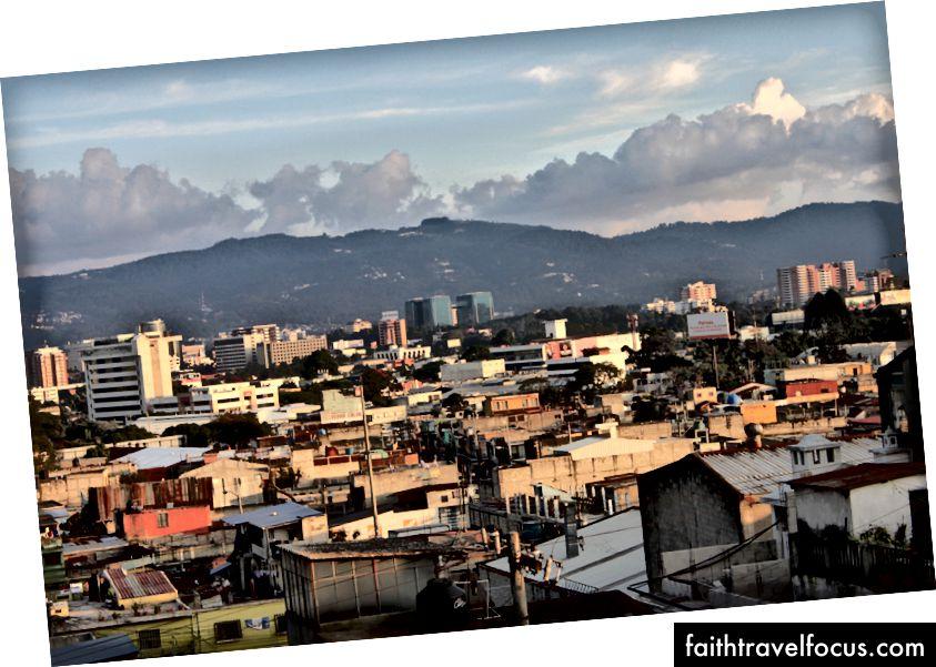Thành phố Guatemala