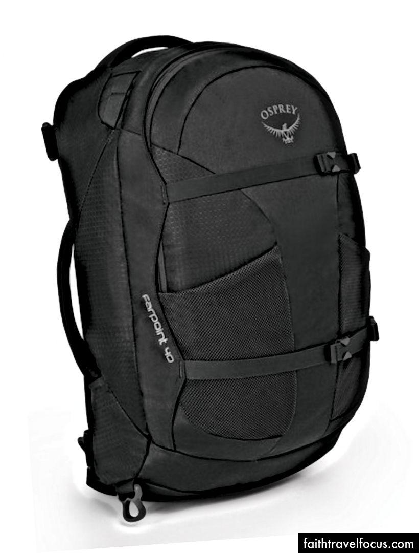 Osprey 40L Farpoint, hình ảnh lịch sự của https://www.ospreypacks.com/us/en/product/farpoint-40-FkvNT40.html