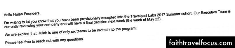 Phòng thí nghiệm Travelport cung cấp email