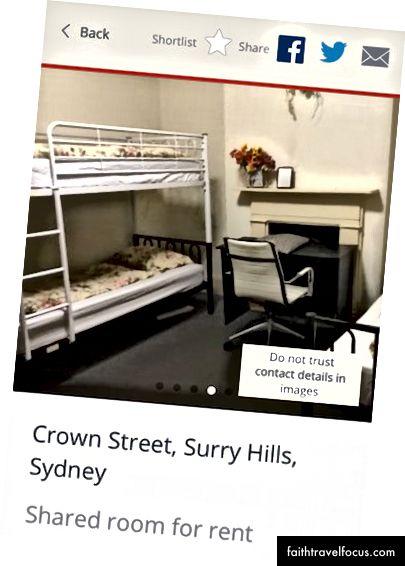 Lần cuối cùng bạn nhìn thấy một quảng cáo cho một căn phòng có giường tầng là khi nào?