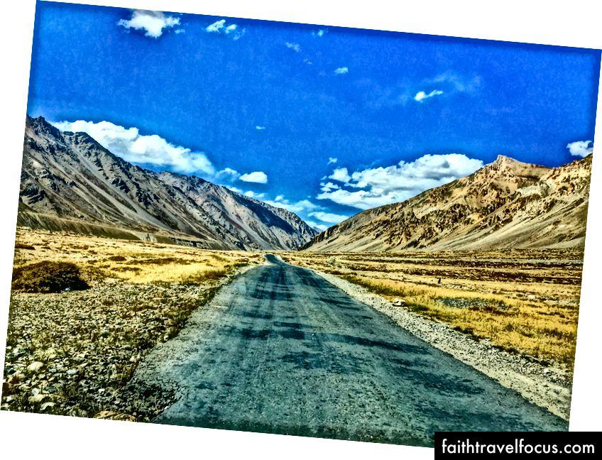Con đường du lịch của tôi - Ajesh & Me ở Leh