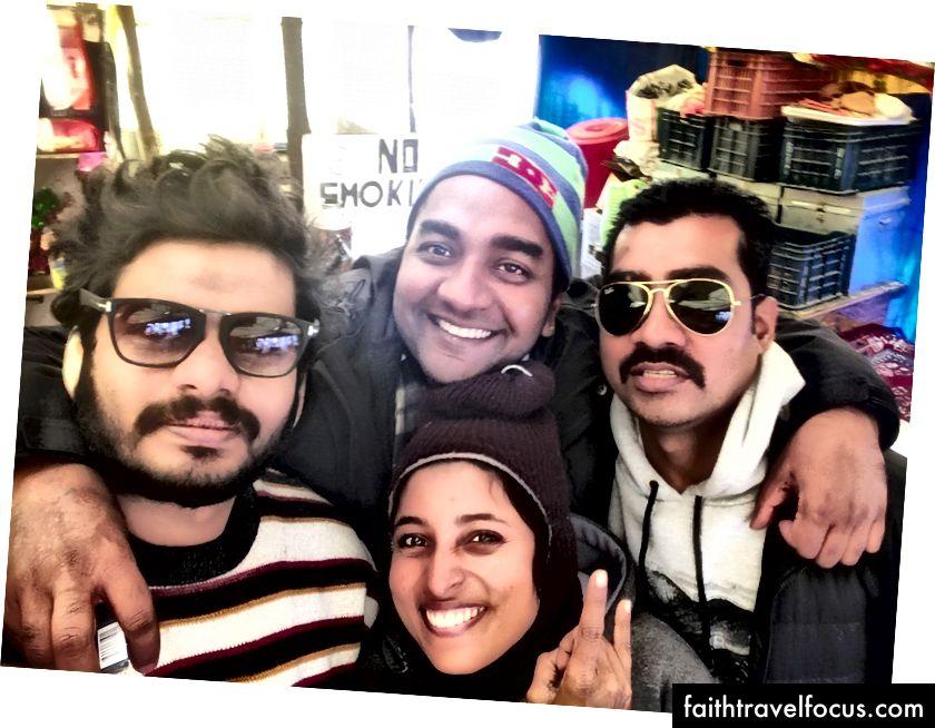 Nhà tài trợ của chúng tôi - Ajay & Nithin