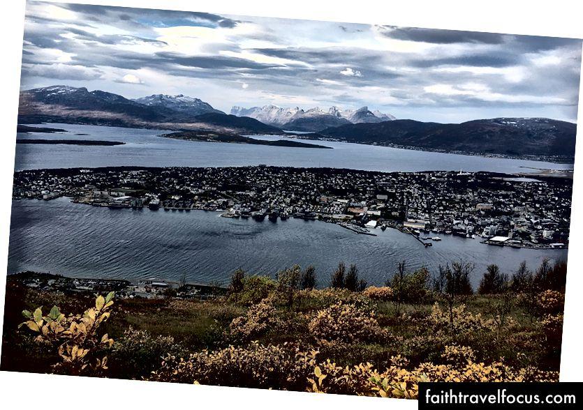 Tromso từ quan điểm